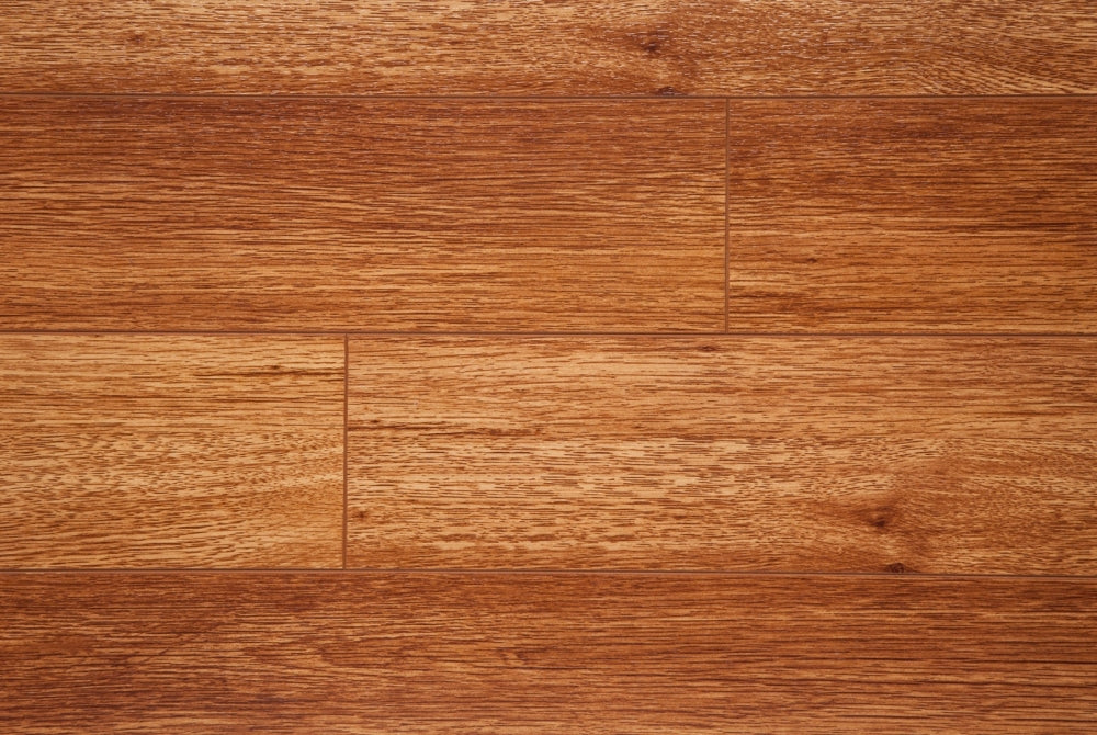 Natural Oak - V-Groove Collection - 12.3mm Laminate Flooring by Eternity - Laminate by Eternity