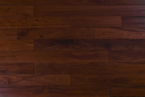 Natural Santos - Indo Mahogany Collection - Solid Hardwood Flooring by Tropical Flooring - Hardwood by Tropical Flooring