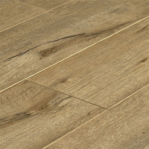 Newport Sand - Essence Collection - 12mm Laminate by Dyno Exchange - The Flooring Factory
