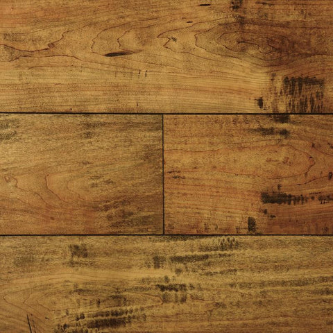 Open Range Walnut - Wild West Collection - 8mm Laminate Flooring by Tecsun - The Flooring Factory