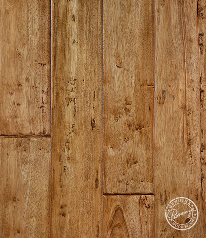 "Chamboard - Antico Collection - 5 1/2"" x 9/16"" Engineered Hardwood Flooring by Provenza - The Flooring Factory"