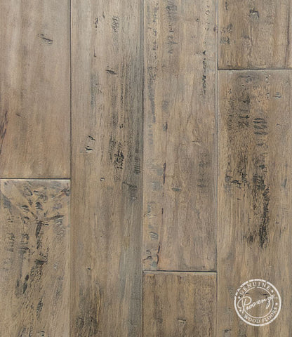 "Clay Matte - Antico Collection - 5 1/2"" x 9/16"" Engineered Hardwood Flooring by Provenza - The Flooring Factory"