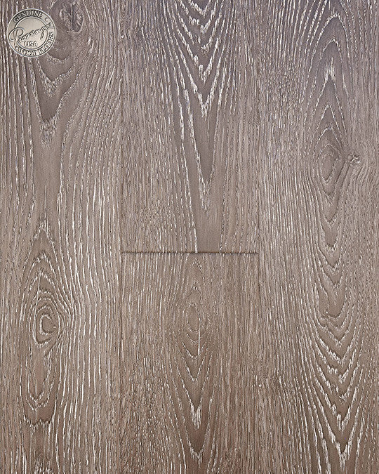Grey Wisp - Brushed Oak Collection - 12mm Laminate Flooring by Provenza - Laminate by Provenza