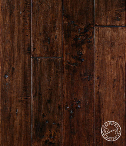 "Heritage - Antico Collection - 5 1/2"" x 9/16"" Engineered Hardwood Flooring by Provenza - Hardwood by Provenza"