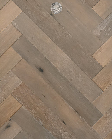 Dove Tail - Herringbone Reserve Collection - Engineered Hardwood Flooring by Provenza - Hardwood by Provenza