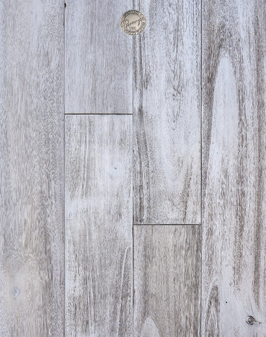 Moonlit Pearl - Modern Rustic Collection - Engineered Hardwood Flooring by Provenza - Hardwood by Provenza