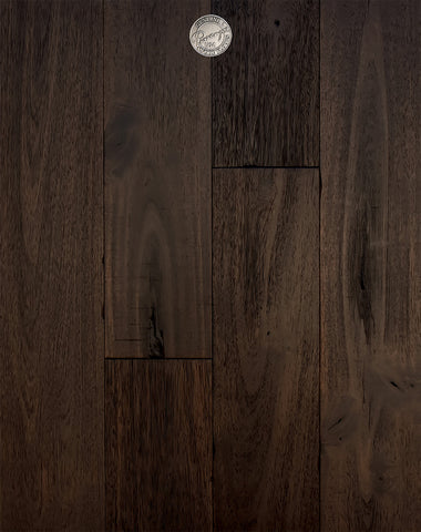 Mystic Grey - Modern Rustic Collection - Engineered Hardwood Flooring by Provenza - Hardwood by Provenza