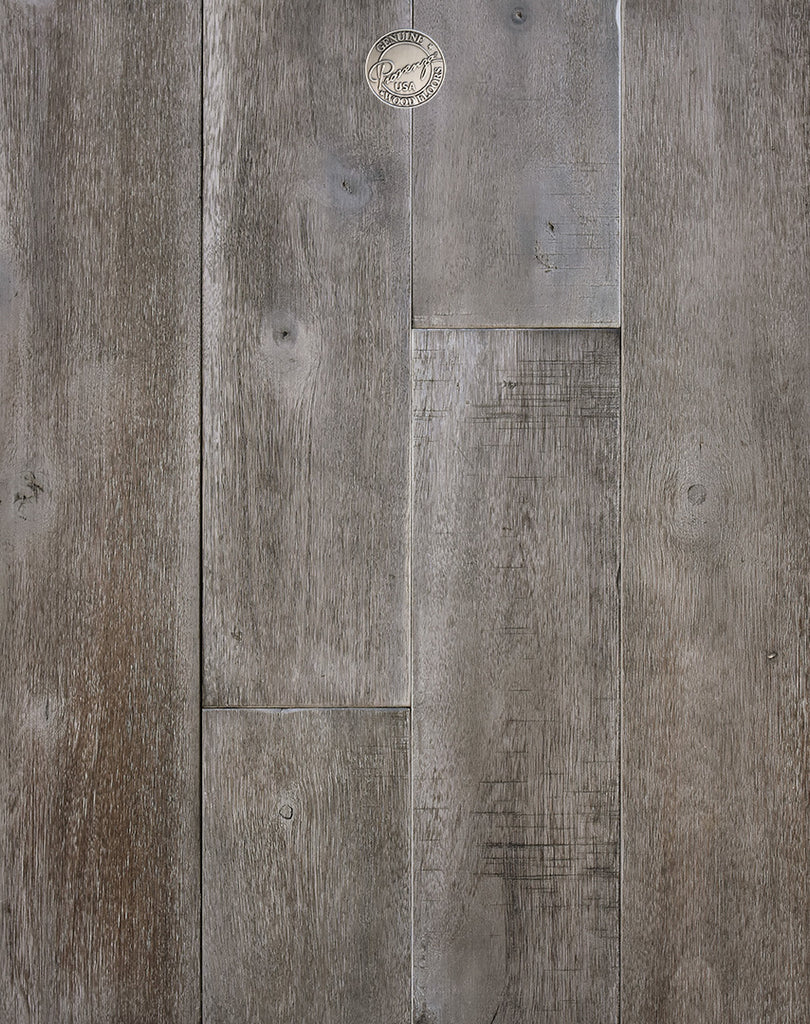 Grey Huskie - Modern Rustic Collection - Engineered Hardwood Flooring by Provenza - Hardwood by Provenza