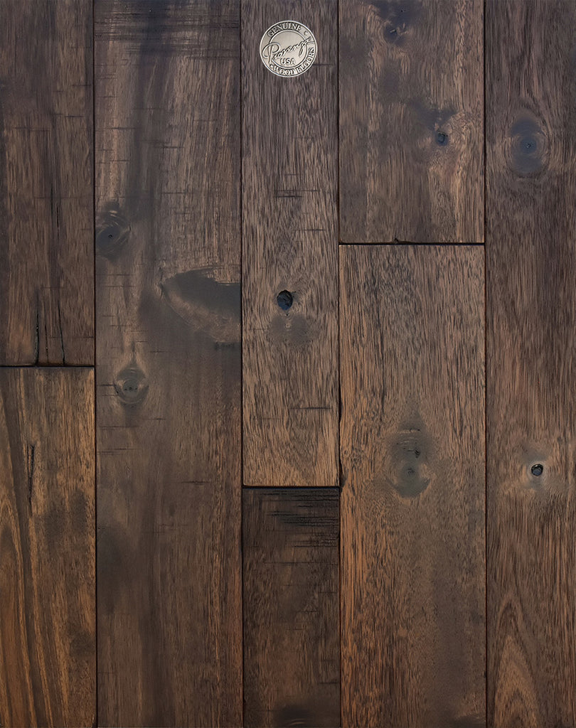 Dark Cider - Modern Rustic Collection - Engineered Hardwood Flooring by Provenza - Hardwood by Provenza