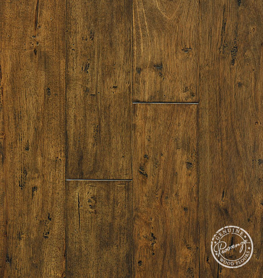 "Raffia - 5"" x 9/16"" Engineered Hardwood Flooring by Provenza"