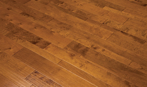 "Empire - 3/8"" Variable Width Engineered Hardwood Flooring by Urban Floor"