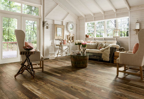Old Original Dark - 12mm Laminate Flooring by Armstrong - The Flooring Factory