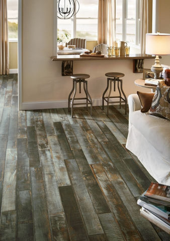 ARCHITECTURAL REMNANTS COLLECTION - Azure Mist - 12mm Laminate Flooring by Armstrong - Laminate by Armstrong