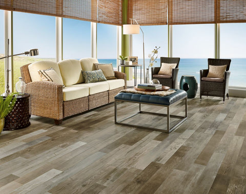 ARCHITECTURAL REMNANTS COLLECTION Salt Air - 12mm Laminate Flooring by Armstrong - The Flooring Factory