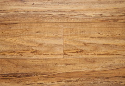 Rustic Olive Distressed - Exotic Collection - 12.3mm Laminate Flooring by Eternity - The Flooring Factory