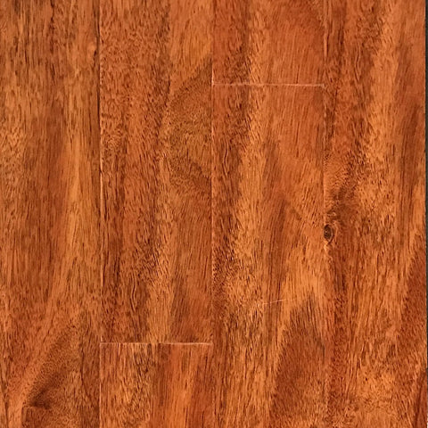 ALLURE COLLECTION Santos Mahogany - 12mm Laminate Flooring by Woody & Lamy