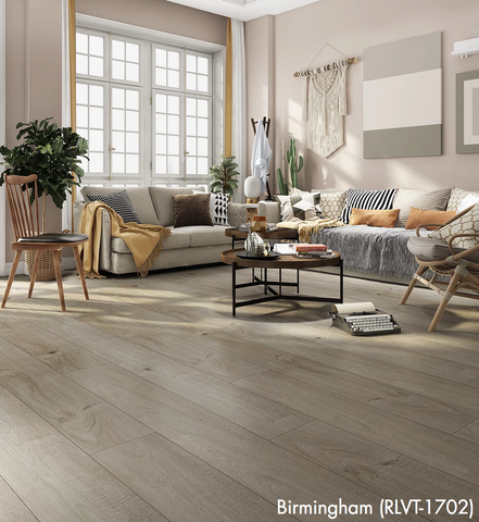 Birmingham - The England Collection - 7mm Waterproof Flooring by Alston - Waterproof Flooring by Alston