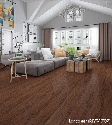 Lancaster - The England Collection - 7mm Waterproof Flooring by Alston - Waterproof Flooring by Alston