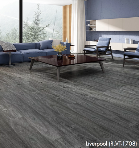 Liverpool - The England Collection - 7mm Waterproof Flooring by Alston - Waterproof Flooring by Alston