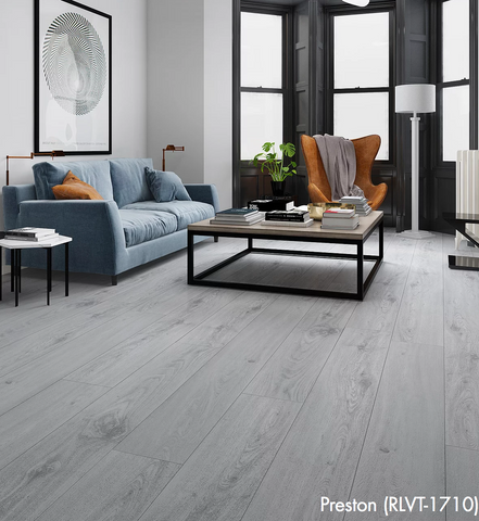 Preston - The England Collection - 7mm Waterproof Flooring by Alston - Waterproof Flooring by Alston