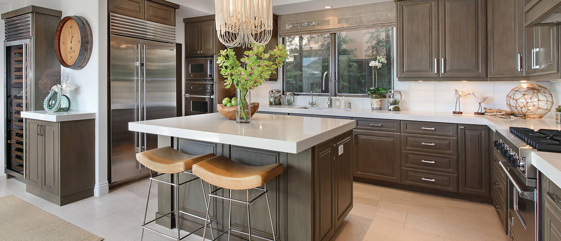 Merveilleux ... Snow White Prefabricated Quartz Countertop By MSI Inc., Countertops,  MSI Inc   The ...
