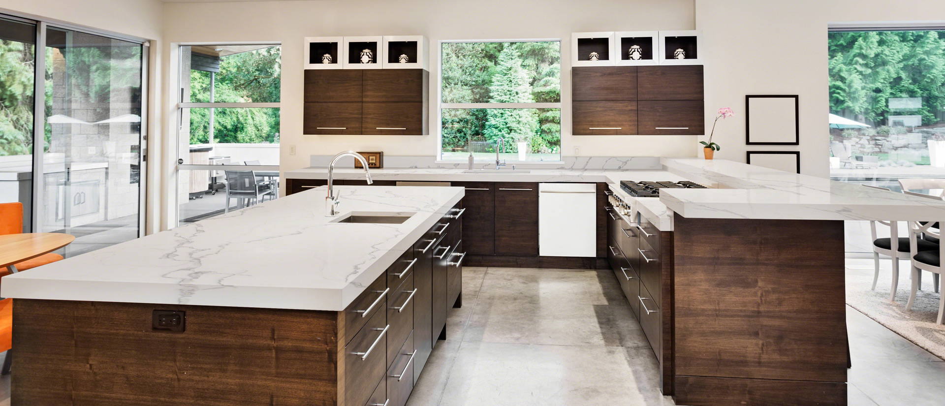 Ordinaire ... Statuary Classique Prefabricated Quartz Countertop By MSI Inc.,  Countertops, MSI Inc   The ...