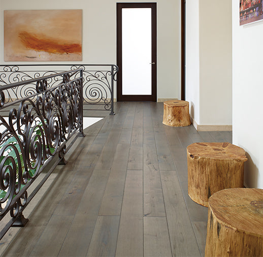 "Steel - Versailles Collection - 1/2"" Engineered Hardwood Flooring by Gemwoods Hardwood - Hardwood by Gemwoods Hardwood"