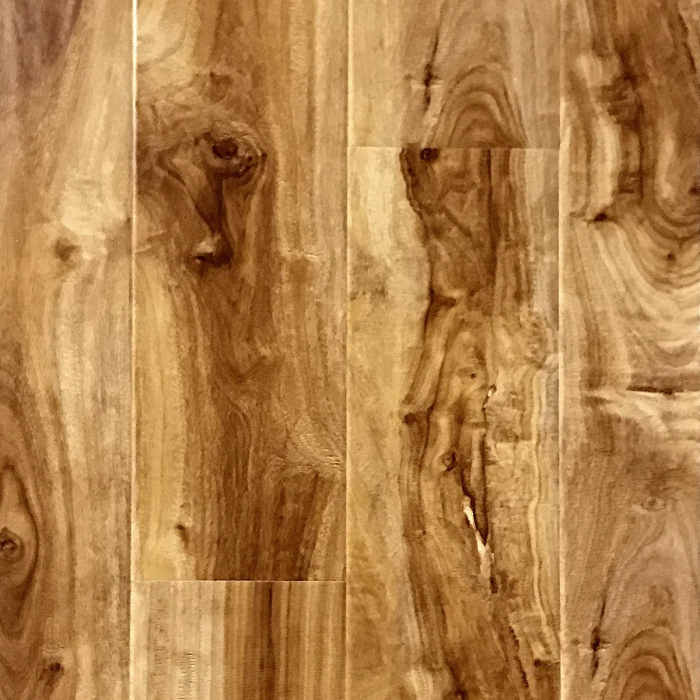 Tazmanian Walnut - Exotic Collection - 12.3mm Laminate Flooring by Woody & Lamy - Laminate by Woody & Lamy