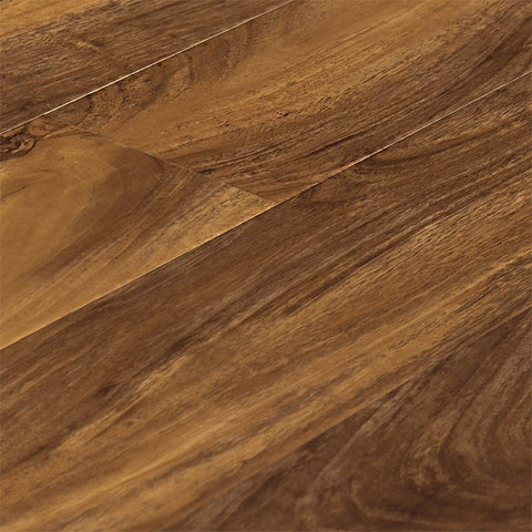 Tazmanian Walnut - Impact Collection - 12mm Laminate by Dyno Exchange - The Flooring Factory