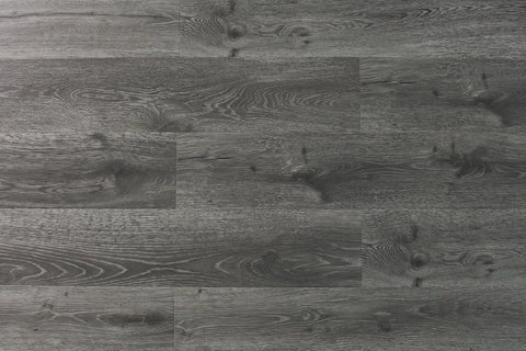 True Grey 12mm Laminate Flooring by Tropical Flooring, Laminate, Tropical Flooring - The Flooring Factory