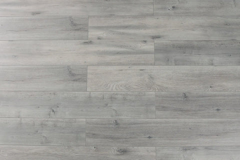 Ultra Grey 12mm Laminate Flooring by Tropical Flooring, Laminate, Tropical Flooring - The Flooring Factory
