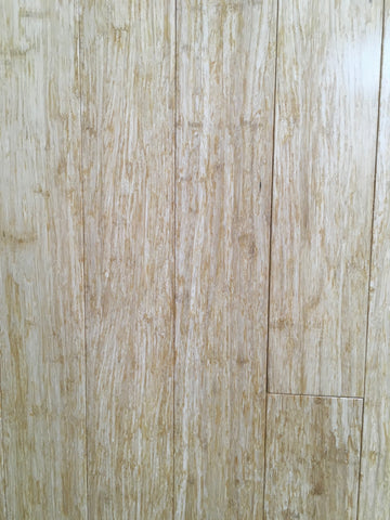 Bamboo Strand Natural - 14mm - Engineered Hardwood Flooring - Hardwood by The Flooring Factory