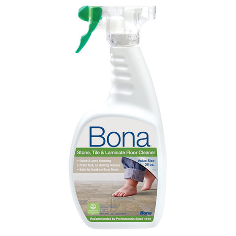 Bona Laminate Cleaner - Care & Maintenance by Bona - The Flooring Factory