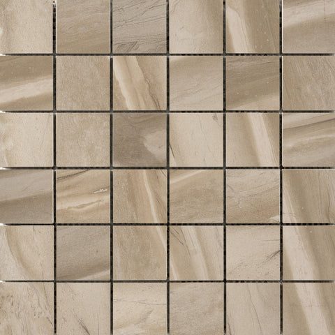 "BOULEVARD™ - 2""x2"" on 13""x13"" Glazed Porcelain Tile by Emser Tile - Tile by Emser Tile"