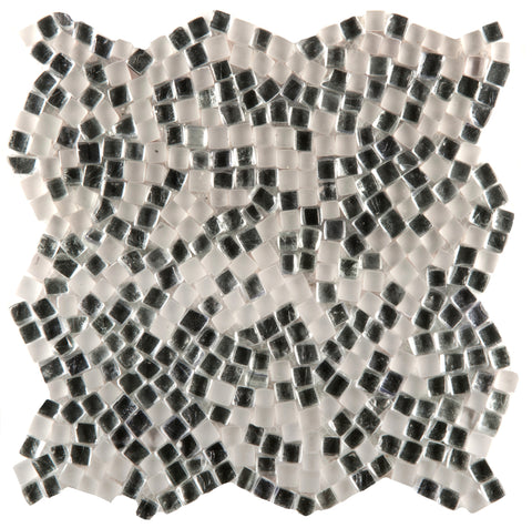 CHARM™ - Glass Mosaic Tile by Emser Tile