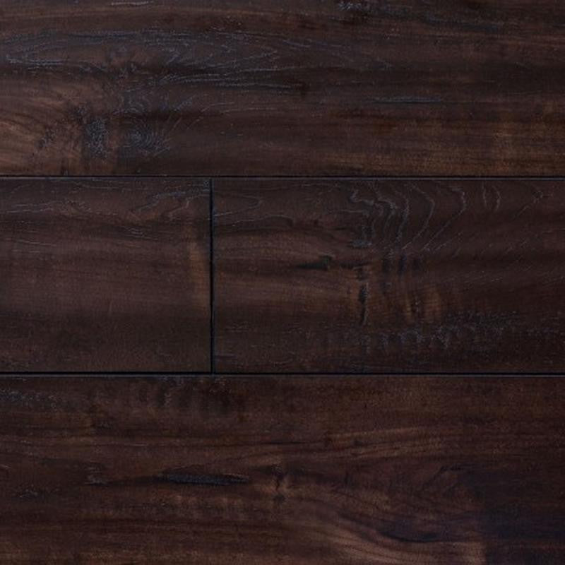 12mm Laminate Flooring high quality 12mm distressed handscraped laminate flooring modern living room Espresso Walnut 12mm Laminate Flooring By Tecsun