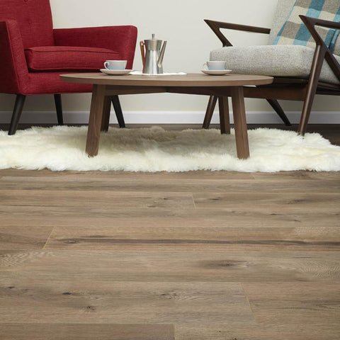 Pemberton Oak - Forest Collection - Waterproof Flooring by Inhaus - Waterproof Flooring by Sono
