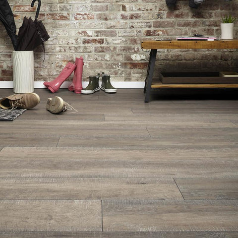 Sea Washed Oak - Forest Collection - Waterproof Flooring by Inhaus - Waterproof Flooring by Sono