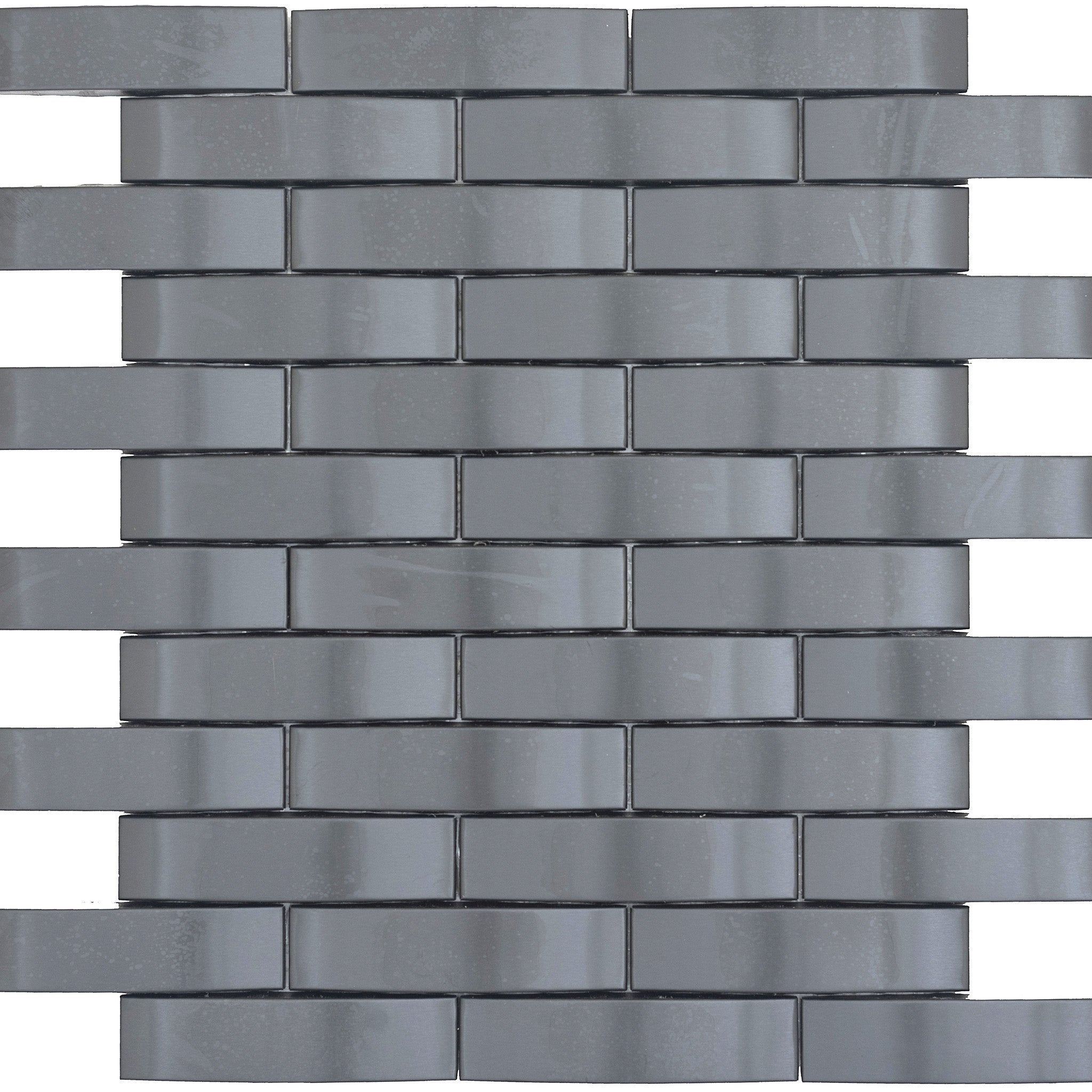 Gleam Metal Over Ceramic Mosaic Tile By Emser Tile