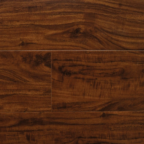 Golden Walnut - Crystal Clear Collection - 12.3mm Laminate Flooring by Republic - The Flooring Factory