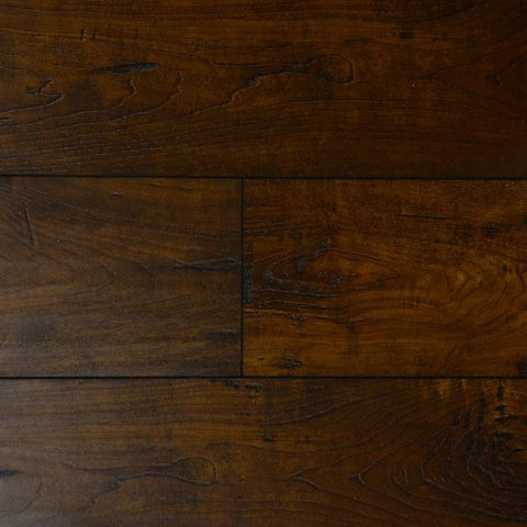 Hitching Post Walnut - Wild West Collection - 8mm Laminate Flooring by Tecsun - The Flooring Factory