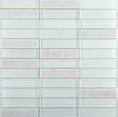 ILLUMINA™ - Glass & Stone Mosaic Tile by Emser Tile, Tile, Emser Tile - The Flooring Factory