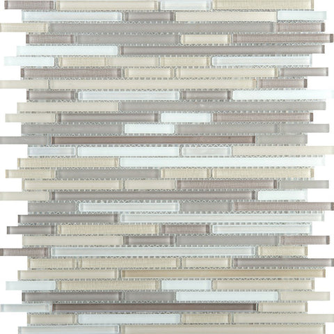 INFINITY™ - Glass Mosaic Tile by Emser Tile