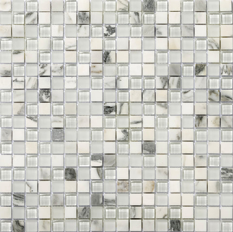 LUCENTE GLASS & STONE MOSAICS™ - Glass Wall Tile & Mosaic Tile by Emser Tile - Tile by Emser Tile