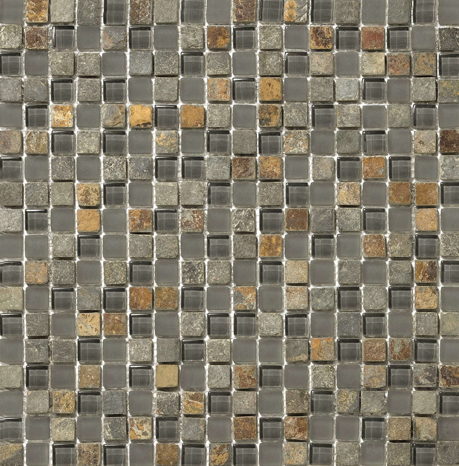 LUCENTE GLASS STONE MOSAICS Glass Wall Tile Mosaic Tile by