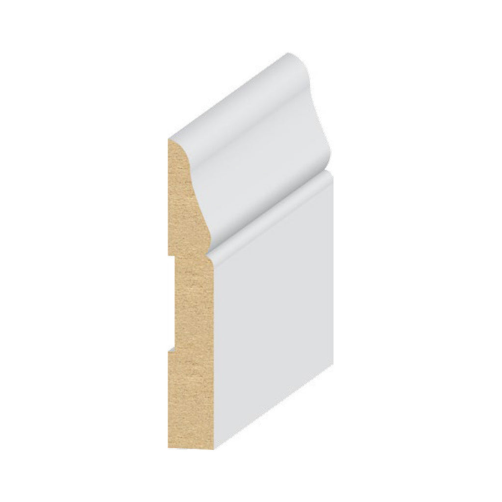 #711 Base 2 1/2 '' Molding 310MUL - Baseboard by EL and EL Wood Products