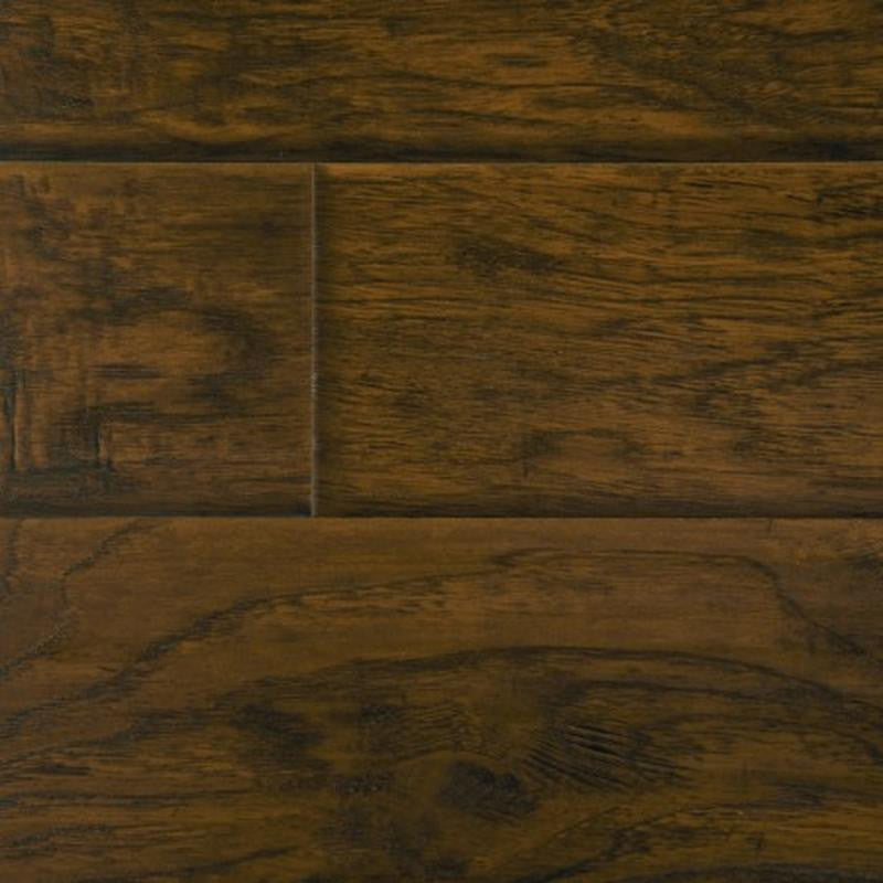 Paprika Hickory - Farmers Harvest Collection - 12mm Laminate Flooring by Tecsun - The Flooring Factory