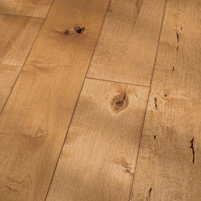 "Hard Maple Blush - Traditional Character Smooth Collection - 4"" Solid Hardwood Flooring by HomerWood - Hardwood by HomerWood"
