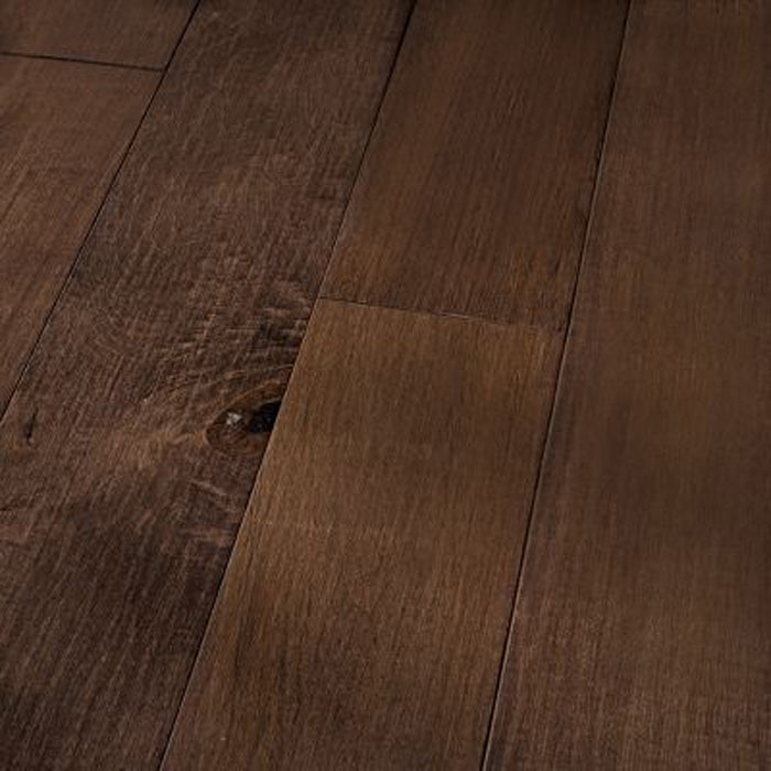 "Hard Maple Sugar - Traditional Character Smooth Collection - 6"" Solid Hardwood Flooring by HomerWood - Hardwood by HomerWood"