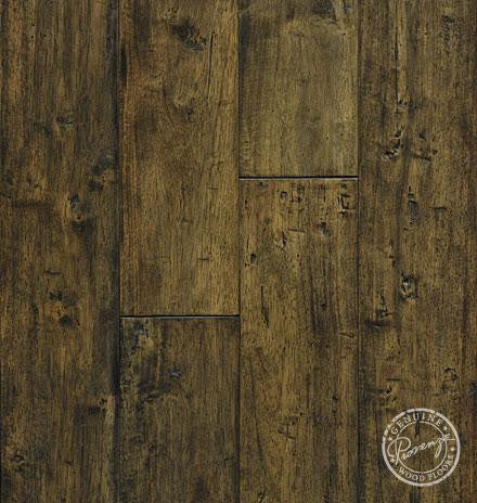 "BLACK RIVER - African Plains Collection - 5"" x 9/16"" Engineered Hardwood Flooring by Provenza - The Flooring Factory"
